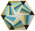 Magic Triangle Table Topper - Pattern