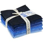 Maywood Studios Shadowplay Fat Quarter Bundle - Blues