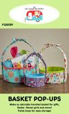 Basket Popups - Pattern only