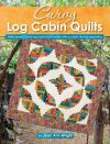 Curvy Log Cabin Quilts - Book by Jean Ann Wright