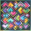 Diamond Magic Quilt Kit