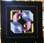 Passages Quilt Kit
