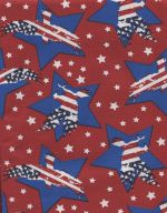 PATROFF-EOS - Made In USA Patriotic - 1 Yd Precut.