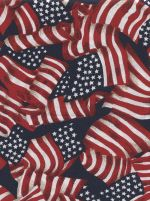 PATROFF-LSF - Made In USA Patriotic - 1 Yd Precut.