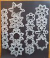 Die: Snowflakes - Set of 4